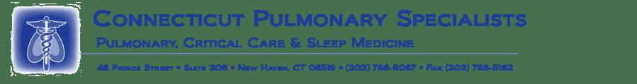 CT Pulmonary Specialists    203.786.5067