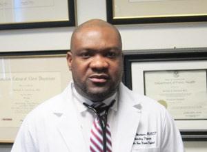 Dr. Michael Imevbore